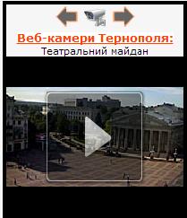 Веб-камери Тернопіль